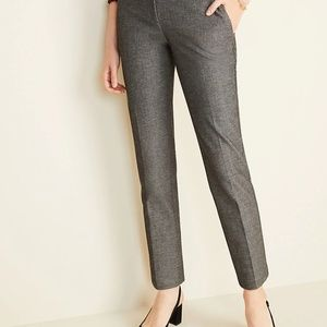 Ann Taylor: The Ankle Pant - Curvy Fit
